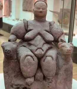 Mother Goddess Catal Hoyuk