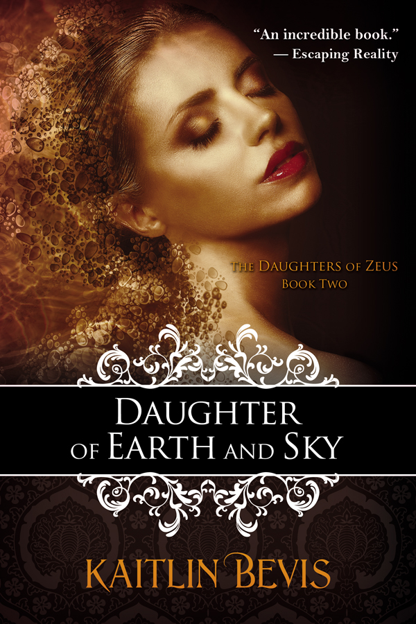 Daughter of Earth and Sky - 600x900x300