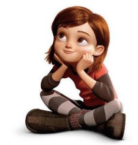 Penny, Bolt, Disney