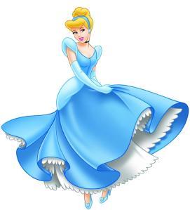 Cinderella, Disney princess