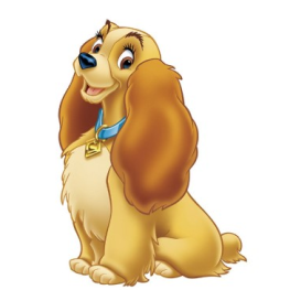 Lady, Lady and the Tramp, Disney