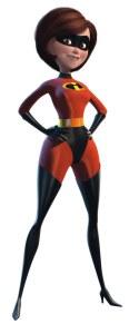 Mrs. Incredible, The Incredibles, Disney Pixar