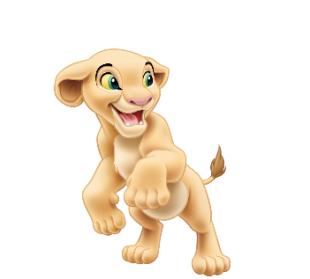 Nala, The Lion King, Disney princess
