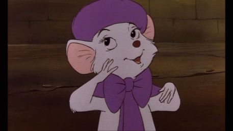 The Rescuers, The Rescuers Down Under, Miss Bianca, Disney
