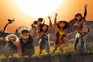 The Croods, light motif
