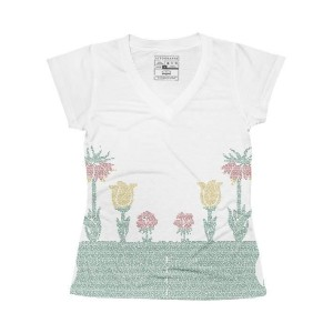 Poems by Emily Dickinson Litographs shirt