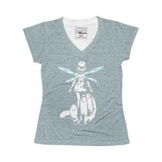 The Blue Fairy Boo lithographs shirt