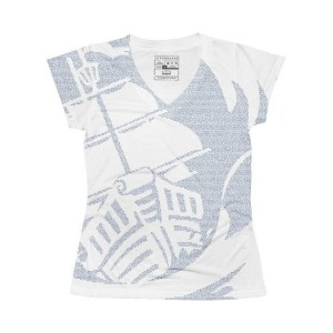 The Tempest lithographs shirt, Shakespeare