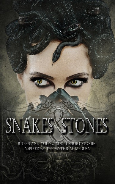 Medusa, Snakes and Stones Anthology, Kaitlin Bevis, Daughters of Zeus, love is respect